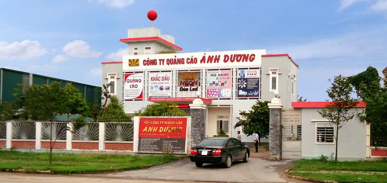 Quảng cáo Ánh Dương – Công ty quảng cáo tại thanh hóa