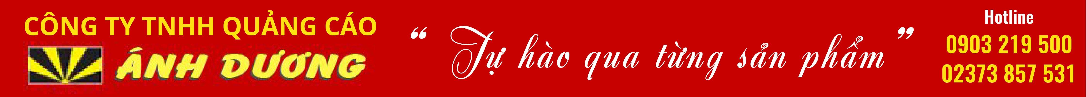 Công ty TNHH Quảng cáo Ánh Dương – Thanh Hóa